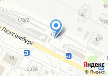 Компания «Автокомплекс на Розы Люксембург» на карте