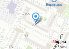 Компания «Иркутская спутниковая компания» на карте