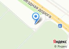 Компания «Ритуал» на карте