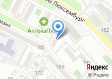 Компания «Симошка» на карте