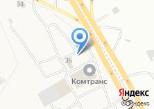Компания «Строящееся административное здание по ул. Объездная дорога (Ново-Ленино)» на карте