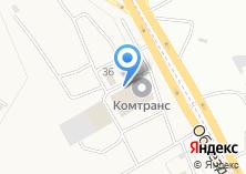 Компания «Хендэ Центр Иркутск» на карте