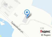 Компания «Иркутский Завод Металлоконструкций» на карте