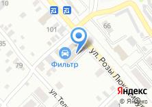 Компания «Золотой кий» на карте