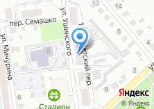 Компания «ФинЭко» на карте
