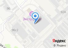 Компания «Сибэкосервис» на карте