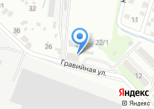 Компания «ВЭКОС-Т» на карте