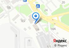 Компания «Буровик» на карте