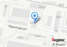 Компания «Успех-Вент» на карте