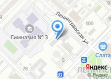 Компания «СТРОЙ MODERN» на карте