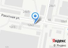 Компания «Азия-Авто» на карте