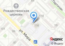 Компания «Музяка» на карте