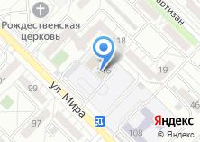 Компания «Компания Санрайс» на карте