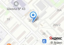 Компания «Авто Вольт» на карте