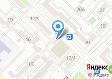 Компания «Местный» на карте