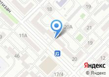 Компания «Основа движения» на карте