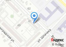Компания «Мировые судьи Ленинского округа г. Иркутска» на карте