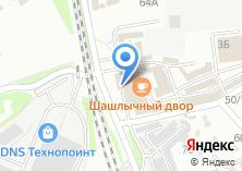 Компания «Виктан-алко» на карте