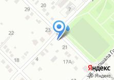 Компания «Иркутроза» на карте