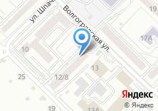 Компания «Аркона+» на карте