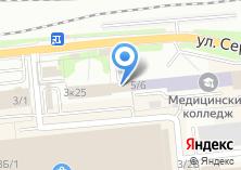 Компания «РемСервис» на карте