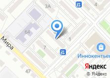 Компания «Иркут» на карте
