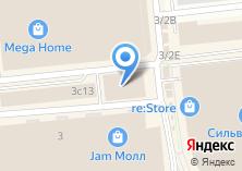 Компания «Laser People» на карте