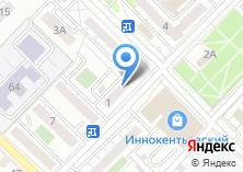 Компания «Парикмахерская на Жукова» на карте