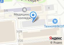 Компания «Терна Полимер» на карте