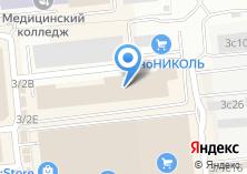 Компания «АСТ Строй» на карте