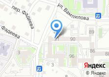 Компания «Святозар» на карте