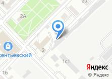 Компания «Автооблик» на карте
