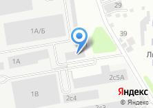 Компания «Иркутский хладокомбинат» на карте