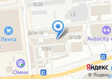 Компания «ТСТ» на карте