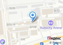 Компания «Регистан» на карте