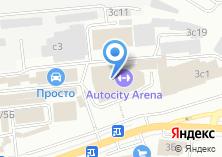 Компания «БайкалАвтогрупп» на карте