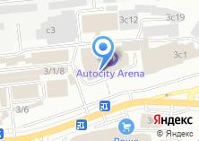 Компания «АвтоРеклама» на карте