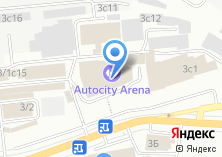 Компания «NewSound» на карте