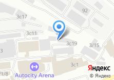 Компания «Karkac.com» на карте