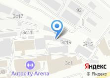 Компания «Ремстрой» на карте
