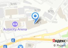 Компания «Мир мебели» на карте