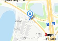Компания «ИрийМет» на карте
