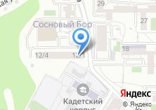 Компания «Иркутск-Вентиляция» на карте
