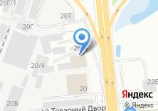 Компания «ДОМЫЧ» на карте