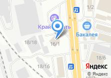 Компания «Благотворительный фонд Красноштанова А.Н.» на карте