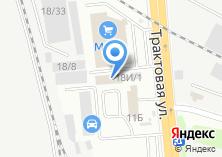 Компания «ЧистОф» на карте