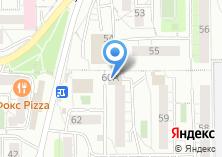 Компания «Ценник» на карте