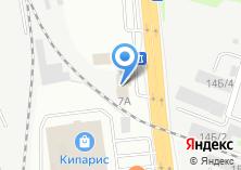 Компания «Сибмаршрут-экспресс» на карте