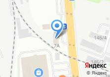 Компания «ПромТехника» на карте