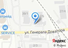 Компания «ТК ТрансГарант» на карте
